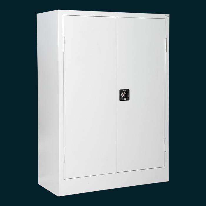 Нисък метален шкаф за класьори - 110/130см