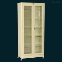 Метална витрина за лекарства - медицински шкаф