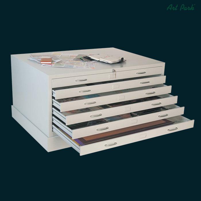 Метален шкаф за чертежи