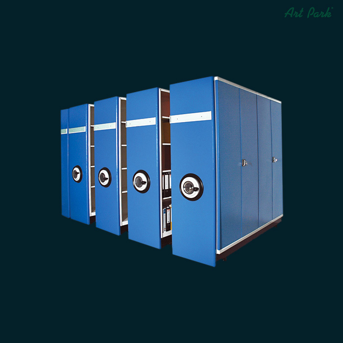 Подвижни шкафове за архиви
